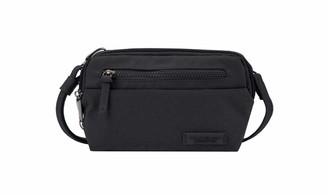 Travelon Anti-Theft Metro Convertible Small Crossbody Bag - Black