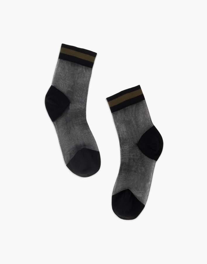 406b2af14 Sheer Ankle Socks - ShopStyle