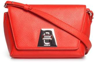 Akris Little Anouk Day Leather Crossbody Bag