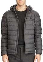 Polo Ralph Lauren Big & Tall Packable Hooded Down Jacket