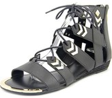 Fergie Trisha Women Open Toe Synthetic Gladiator Sandal.