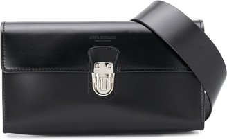 Junya Watanabe Rectangular Flap Belt Bag