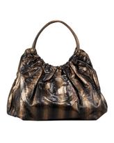 Ruthie Watersnake Shoulder Bag
