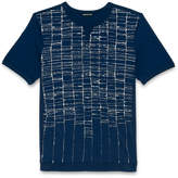 Whistles Dot Grid Print T-Shirt