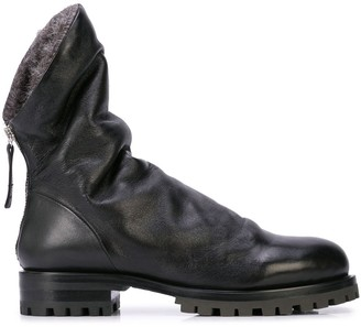 Halmanera Chuckies New York Exclusive X Chuckies NY Manon boots