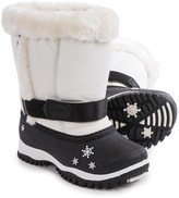 Baffin Lily Snow Boots - Waterproof, Insulated (For Toddlers)