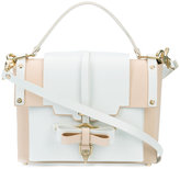 Niels Peeraer bow front satchel - women - Leather - One Size