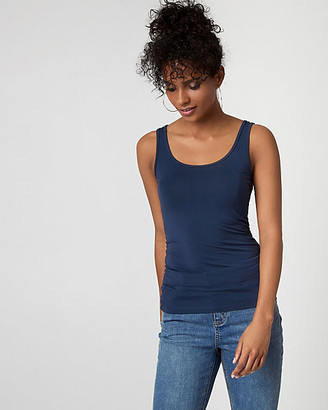 Le Château Knit Scoop Neck Tank Top