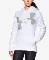 Under Armour Favorite Fleece Exploded Logo Hoodie