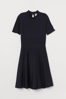 H&M Pleated-skirt dress