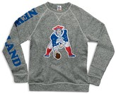 Junk Food Clothing Boys' New England Patriots French Terry Sweatshirt - Sizes 2-7