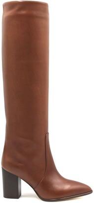 Paris Texas Thigh-High Heeled Boots