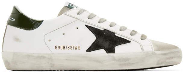 Golden Goose Multicolor Superstar Sneakers