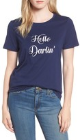 Draper James Women's Hello Darlin' Tee