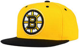 Reebok Boston Bruins Cross Checking Snapback Cap