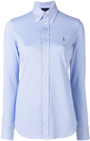 Polo Ralph Lauren classic logo shirt - women - Cotton - S