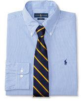 Polo Ralph Lauren Slim-Fit Poplin Dress Shirt