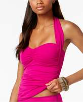 LaBlanca La Blanca Island Goddess Shirred Convertible Tankini Top