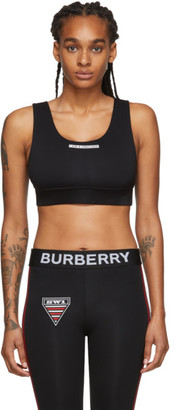 Burberry Black Kinsley Bra