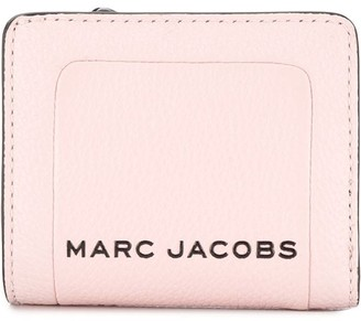 Marc Jacobs Box grained-effect wallet