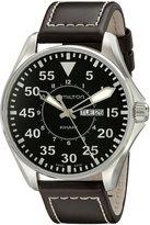 Hamilton Men's H64611535 Khaki King Dial Watch