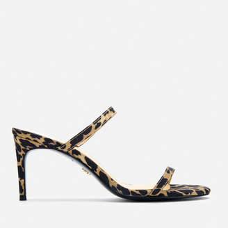 Kurt Geiger London Women's Petra Souble Strap Heeled Sandals