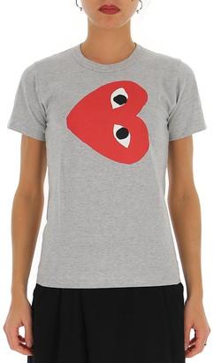 Comme des Garcons Rotate Heart T-Shirt