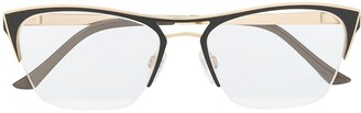 Cazal Cat-Eye Frames