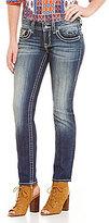Vigoss Jeans Vigoss Straight Chelsea Whiskered and Faded Jeans