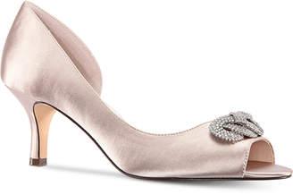 Nina Madolyn Peep-Toe Pumps Women Shoes