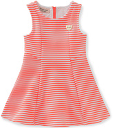 Juicy Couture Pink Stripe A-Line Dress - Toddler & Girls