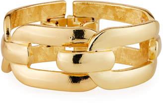 Max Studio Large Link Bracelet, Gold
