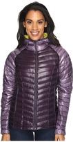 Mountain Hardwear Ghost Whisperer Down Hooded Jacket Women's Coat