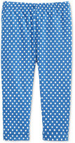 First Impressions Dot-Print Leggings, Baby Girls (0-24 months), Only at Macy's