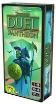 Asmodee 7 Wonders Duel Pantheon Expansion Board Game