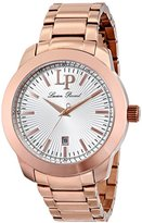 "Lucien Piccard Women's LP-12923-RG-22S ""Belle Etoile"" Rose Gold-Tone Stainless Steel Watch"