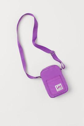 H&M Small Shoulder Bag - Purple