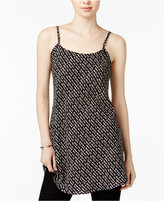 Rachel Roy Graphic Camisole Tunic, Only at Macy's