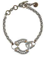 Lanvin embellished link necklace