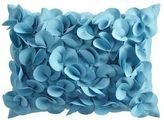 Pier 1 Imports Cabana Petal Turquoise Lumbar Pillow