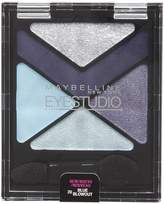 Maybelline New York Eye Studio Color Explosion Luminizing Eyeshadow, Blue Blowout 20, 0.09 Ounce