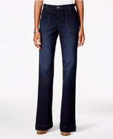 Style&Co. Style & Co. Petite Jewel Wash Bootcut Jeans, Only at Macy's