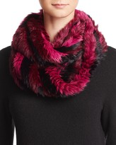 Jocelyn Rabbit Hair Knitted Infinity Scarf - 100% Bloomingdale's Exclusive