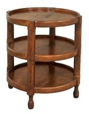 Thumbnail for your product : MacKenzie-Dow Round Tray Table