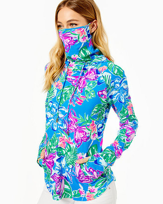 Lilly Pulitzer UPF 50+ ChillyLilly Lilblock Popover