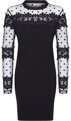 Yumi Spot Boydcon Dress