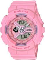 Baby-G BA110-4A1 Pink Watch