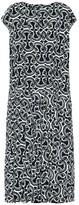 Jil Sander Printed maxi dress
