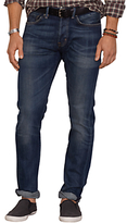 Denim & Supply Ralph Lauren Low Skinny Jeans, Murphy Dark Wash
