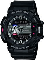 G-shock Gba-400-1aer Black Strap Watch